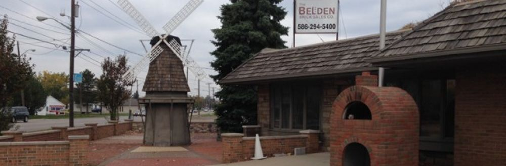 The Belden Brick Sales Company Storefront