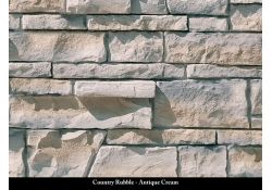 Coronado Country Rubble Antique Cream