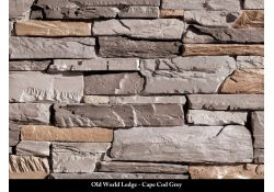 Coronado Old World Ledge Cape Code Grey