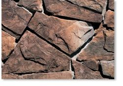 Coronado Split Fieldstone Dakota Brown