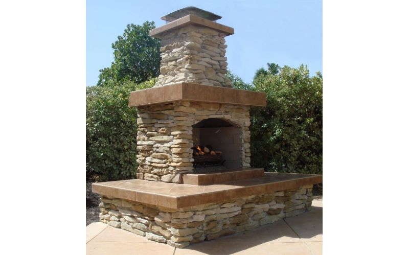 Fireplaces & Firepits